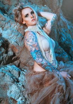Vanquish Tattoo Magazine – July 2017 – Kinga & Malina