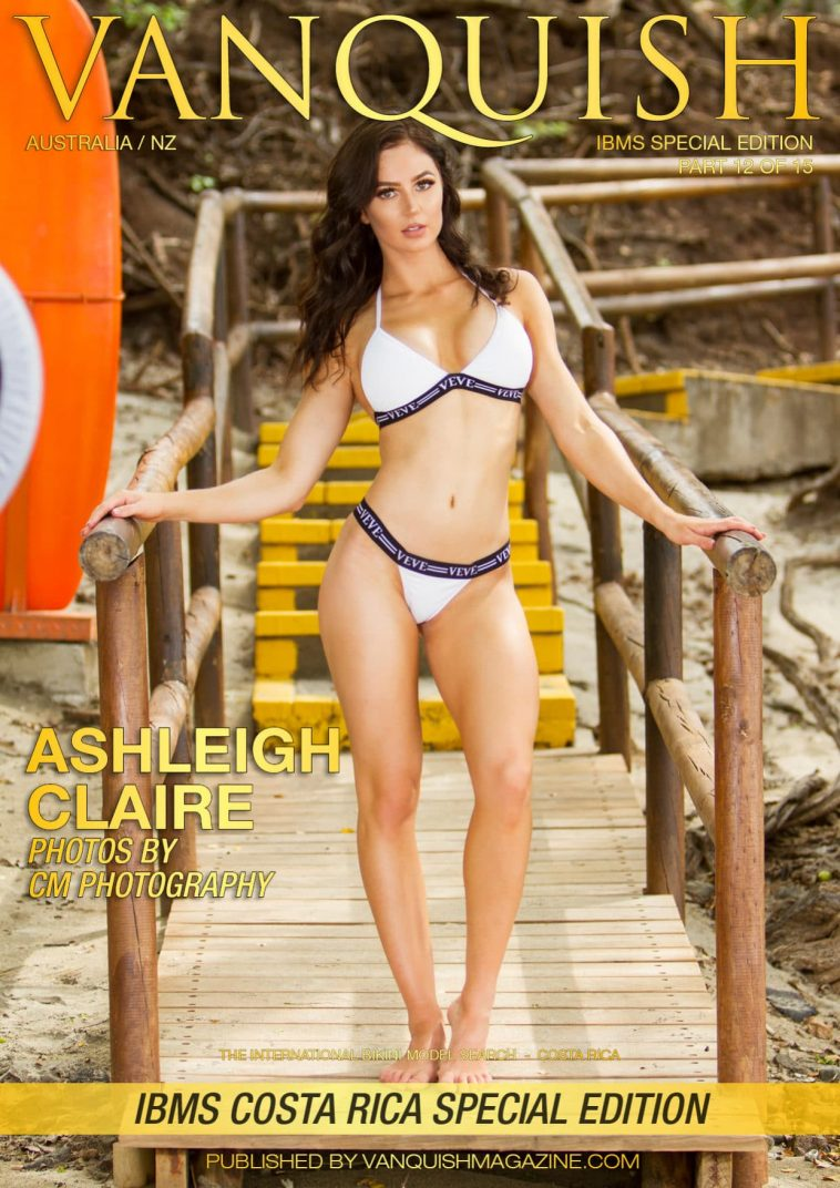 Vanquish Magazine - July 2017 – Bree James 1