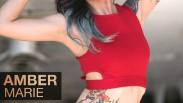 Vanquish Tattoo Magazine - September 2016 - Amber Marie 11