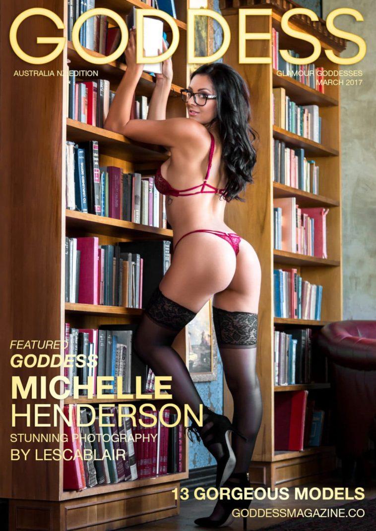 Goddess Magazine - March 2017 - Michelle Henderson 1