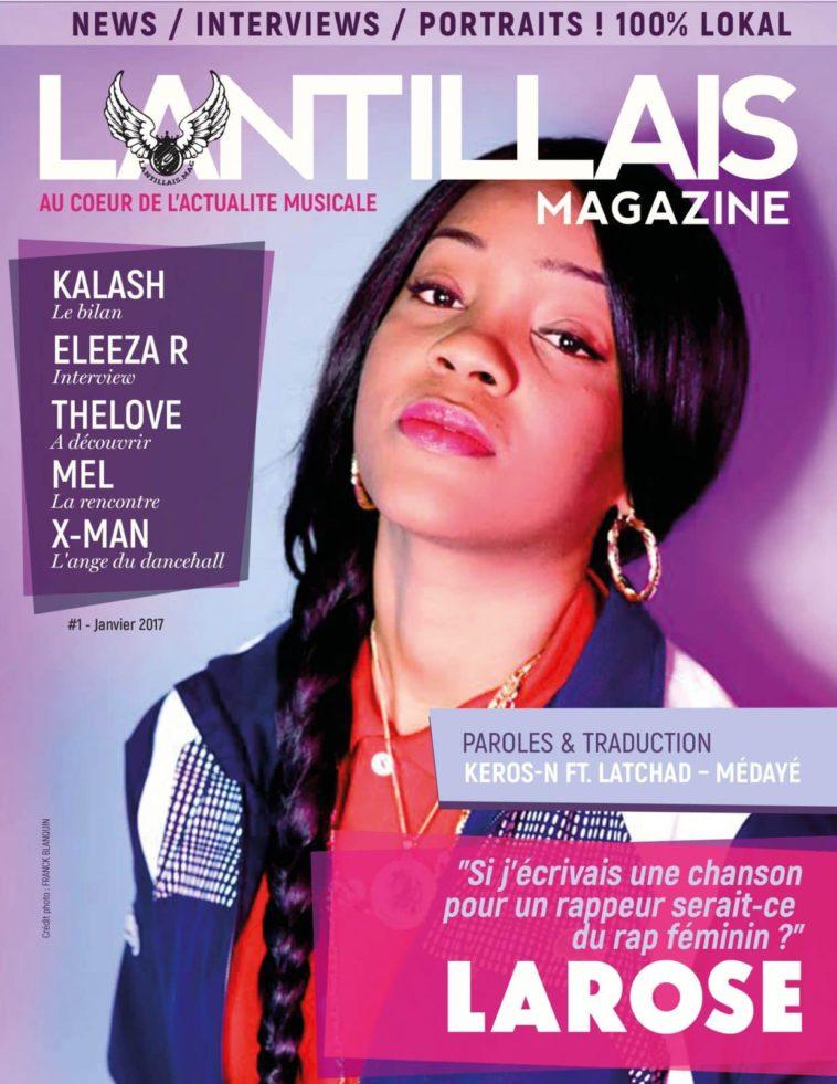 Lantillais Magazine - Janvier 2017 1