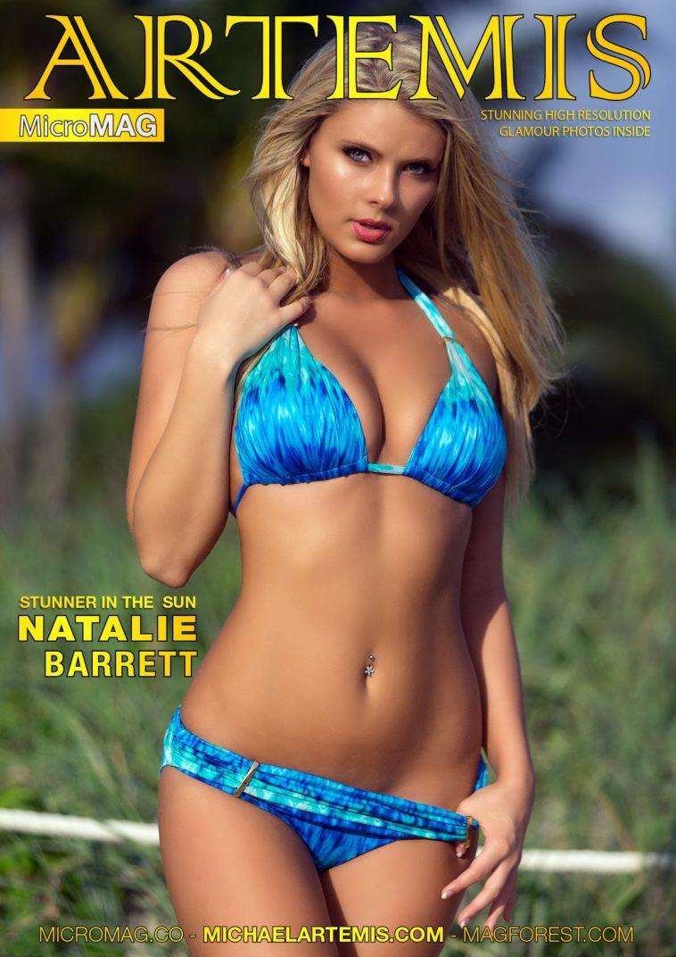 Artemis MicroMAG - Natalie Barrett 1