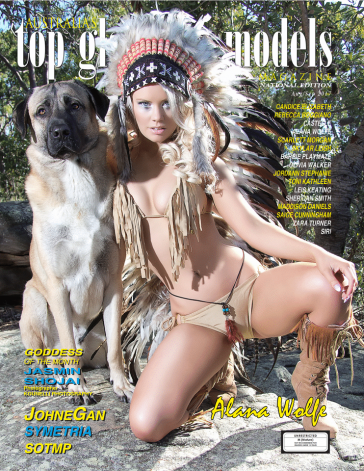 Australia's Top Glamour Models Magazine - Aug - Sept 2017 7