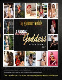 Australia's Top Glamour Models Magazine - Aug - Sept 2017 3