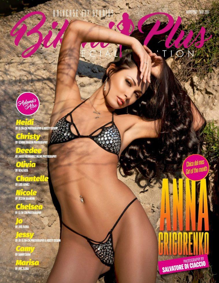 Bikini Plus Magazine - May 2017 1