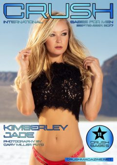 Crush Magazine – September 2017 – Kimberley Jade
