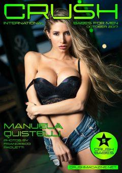 Crush Magazine - October 2017 - Manuela Quistelli 23