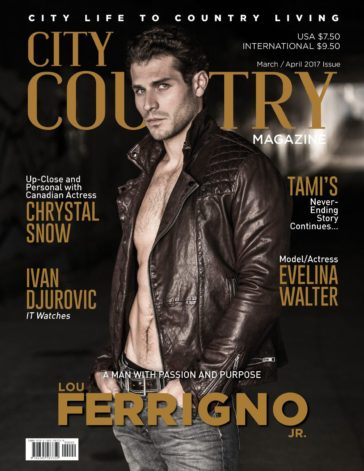 City To Country Magazine March/April 2017 8