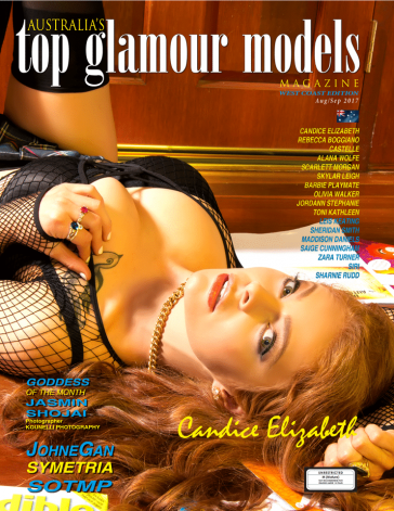 Australia's Top Glamour Models Magazine - Aug - Sept 2017 8