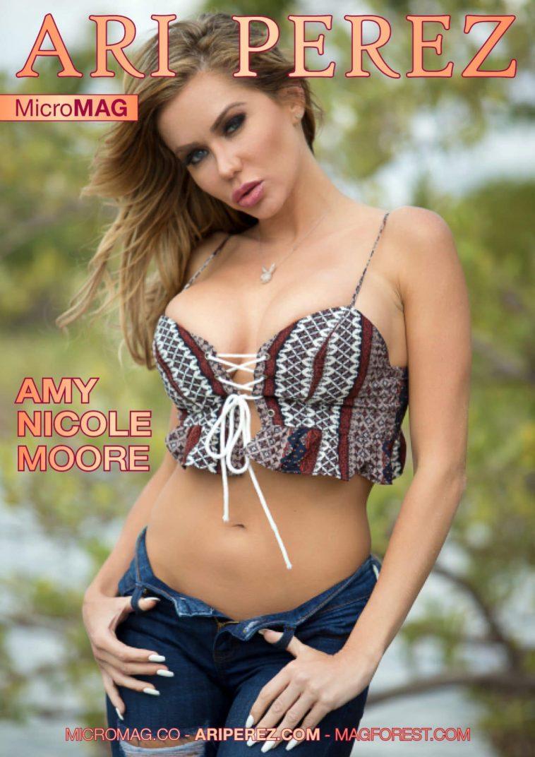 Ari Perez MicroMAG - Amy Nicole Moore 1