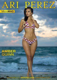 Ari Perez MicroMAG - Amber Quinn 24