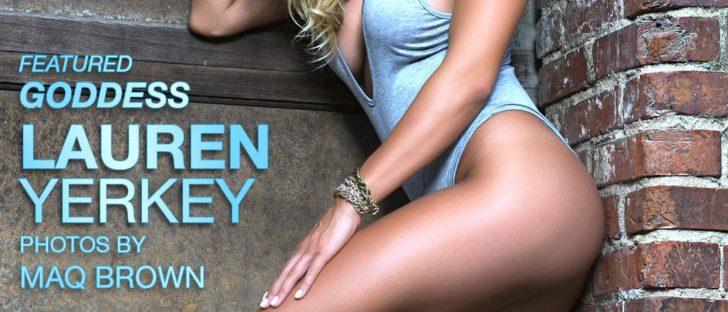 Goddess Magazine - September 2017 - Lauren Yerkey 5