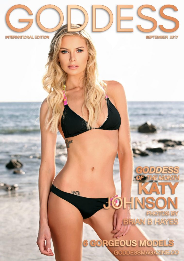 Goddess Magazine - September 2017 - Katy Johnson 1