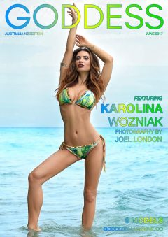 Goddess Magazine - June 2017 - Karolina Wozniak 26