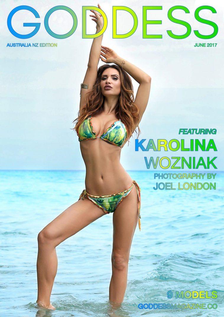 Goddess Magazine - June 2017 - Karolina Wozniak 1