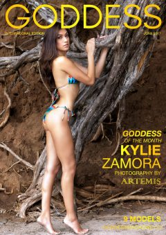 Goddess Magazine - June 2017 - Kylie Zamora 27