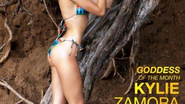 Goddess Magazine - June 2017 - Kylie Zamora 8
