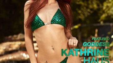 Goddess Magazine – July 2017 – Kathrine Haus