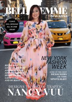 Belle Femme Magazine – Fall 2016