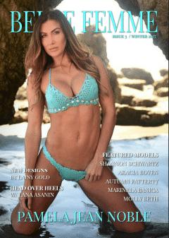 Belle Femme Magazine - Winter 2017 21