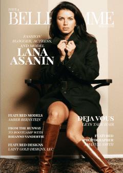 Belle Femme Magazine - Spring 2017 2