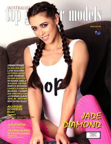 Australia's Top Glamour Models Magazine - October 2017 5