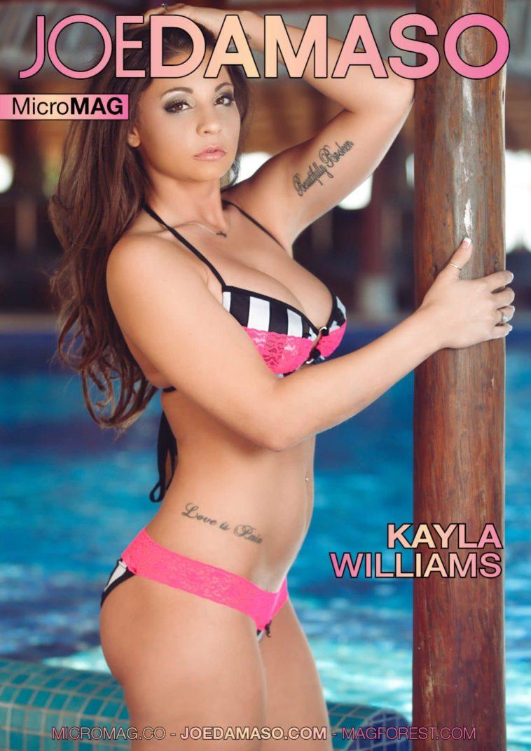 Joe Damaso MicroMag - Kayla Williams 1