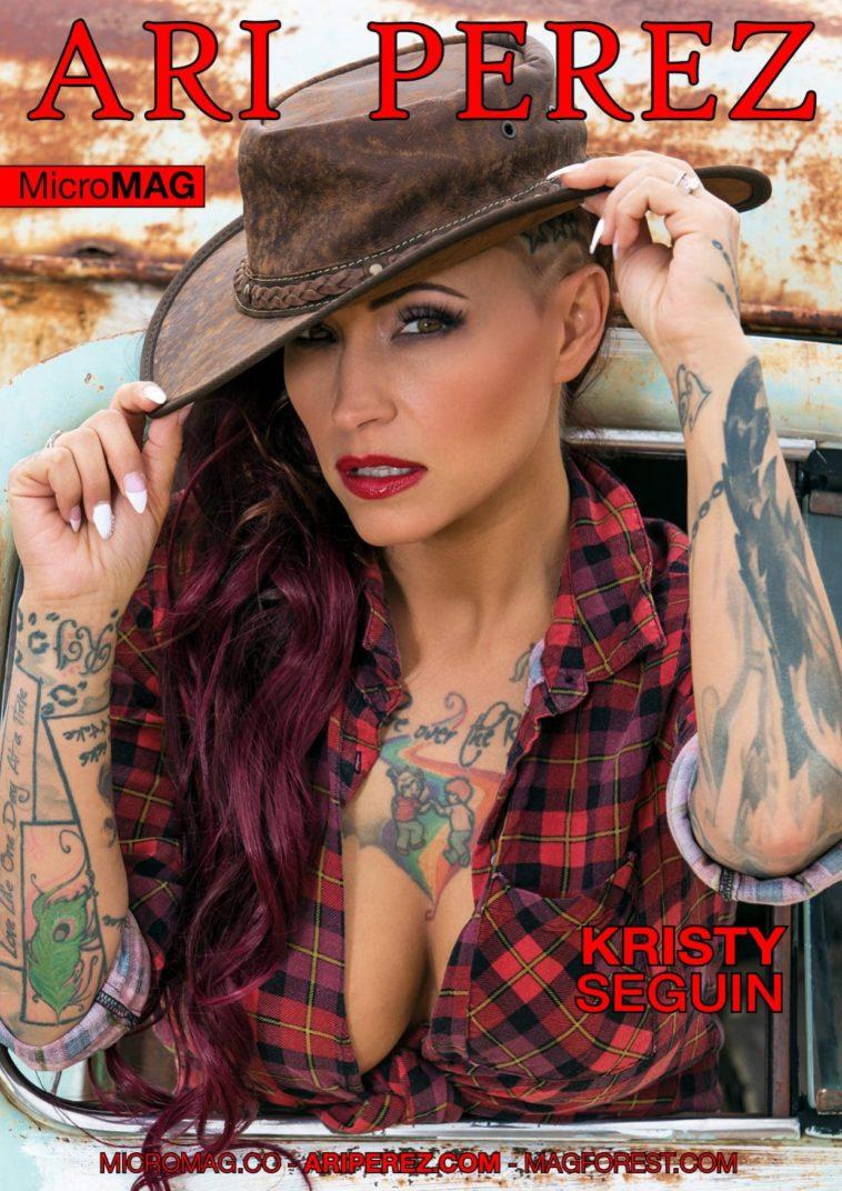 Ari Perez MicroMAG - Kristy Seguin 1