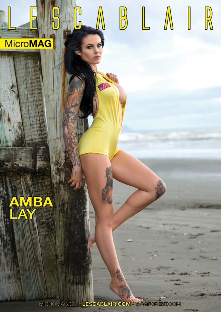 Lescablair MicroMAG - Amba Lay 1