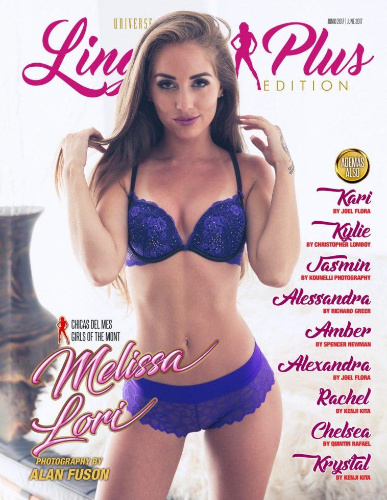 Lingerie Plus Magazine - June 2017 1
