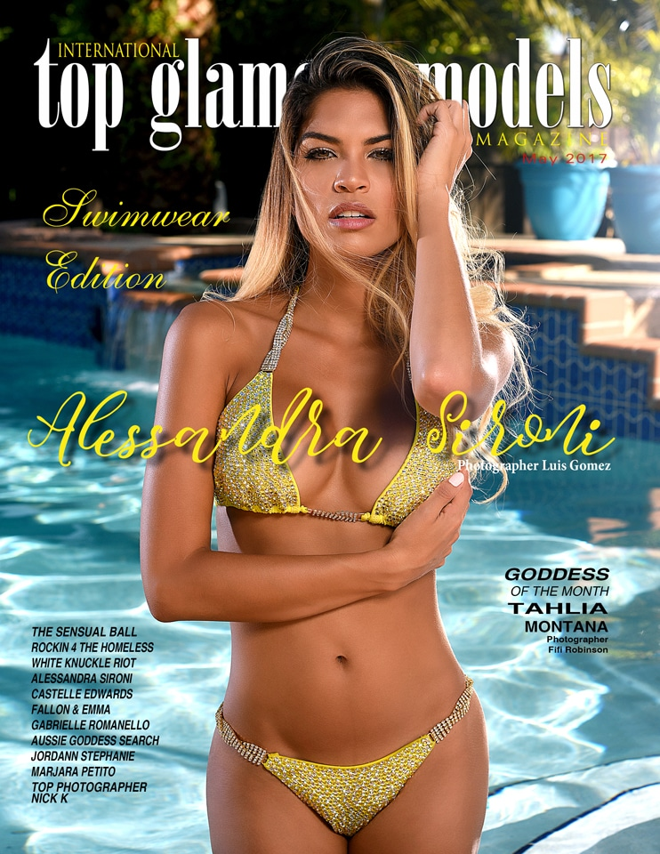 Top Glamour Models Magazine - May 2017 1
