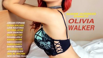 Australia's Top Glamour Models Magazine - October 2017 5