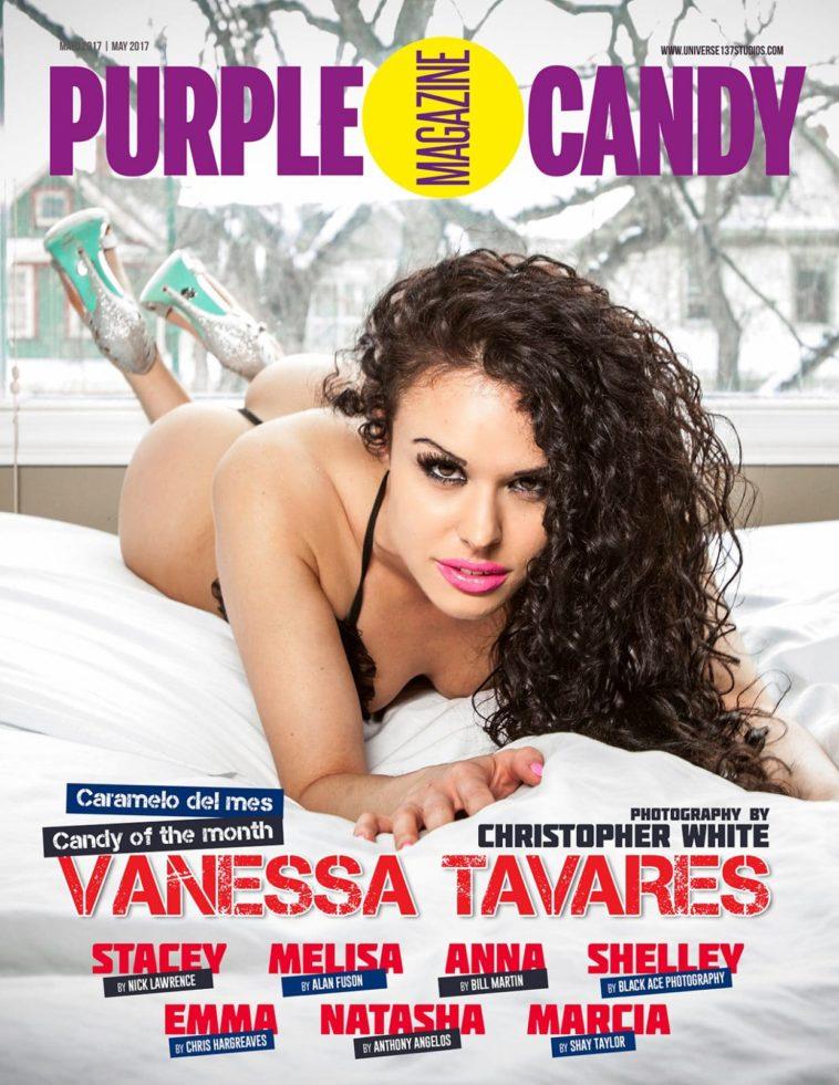 Purple Candy Magazine - May 2017 1