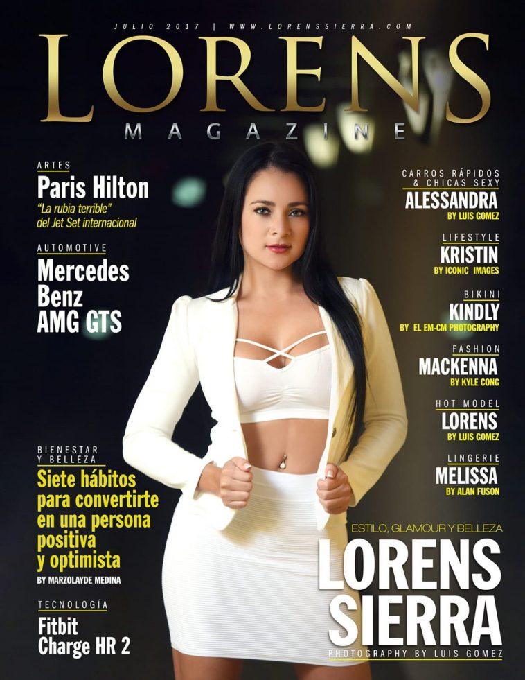 Lorens Magazine - Julio 2017 1
