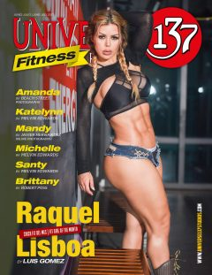 Universe 137 Magazine - Fitness Edition - June - July 2017 27