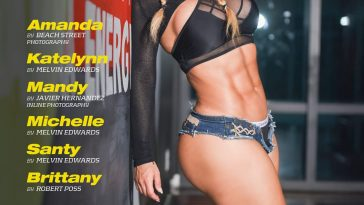 Universe 137 Magazine - Fitness Edition - June - July 2017 12
