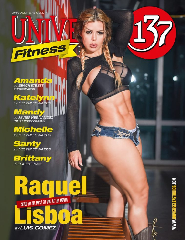 Universe 137 Magazine - Fitness Edition - June - July 2017 1