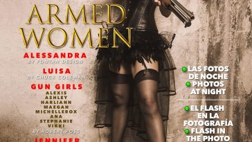Unique Magazine - Special Edition - Armed Women 11