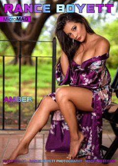 Rance Boyett MicroMAG - Amber 24