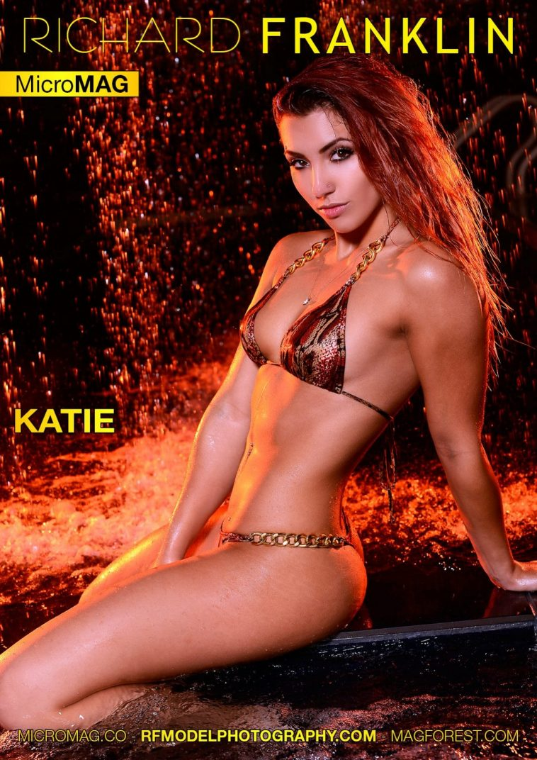 Richard Franklin MicroMAG – Katie