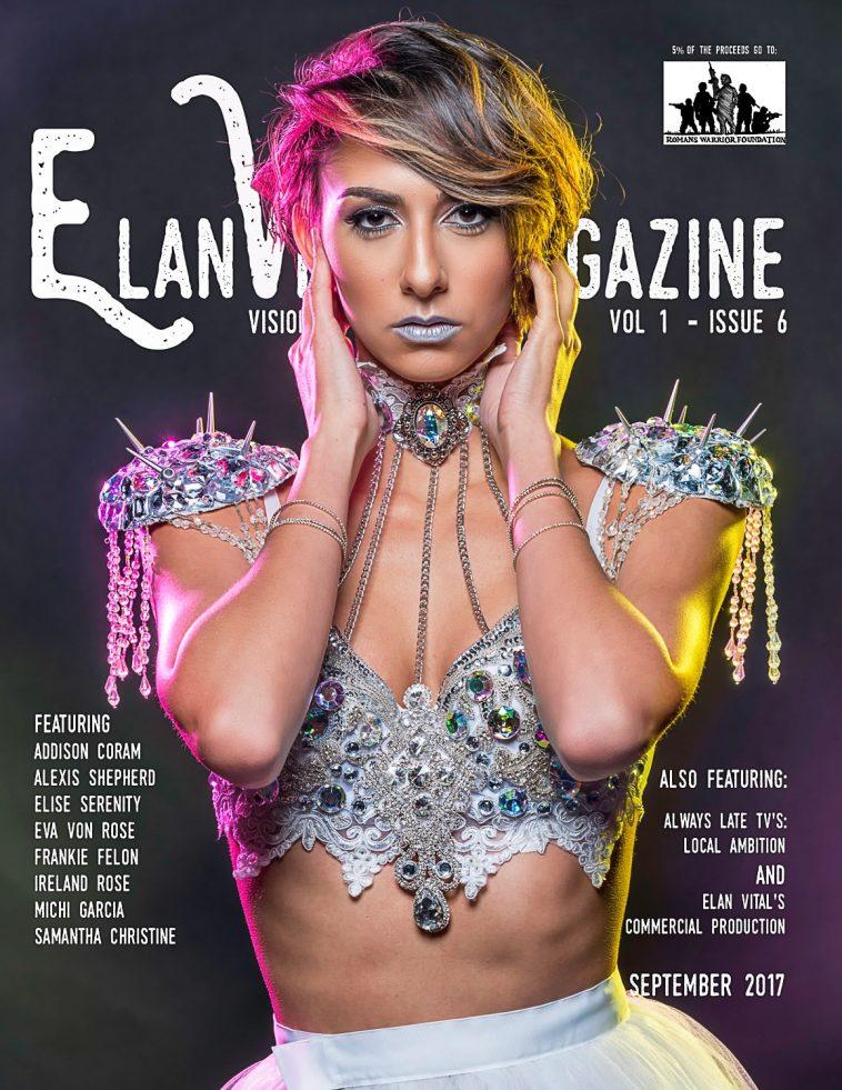 Elan Vital Magazine - September 2017 1