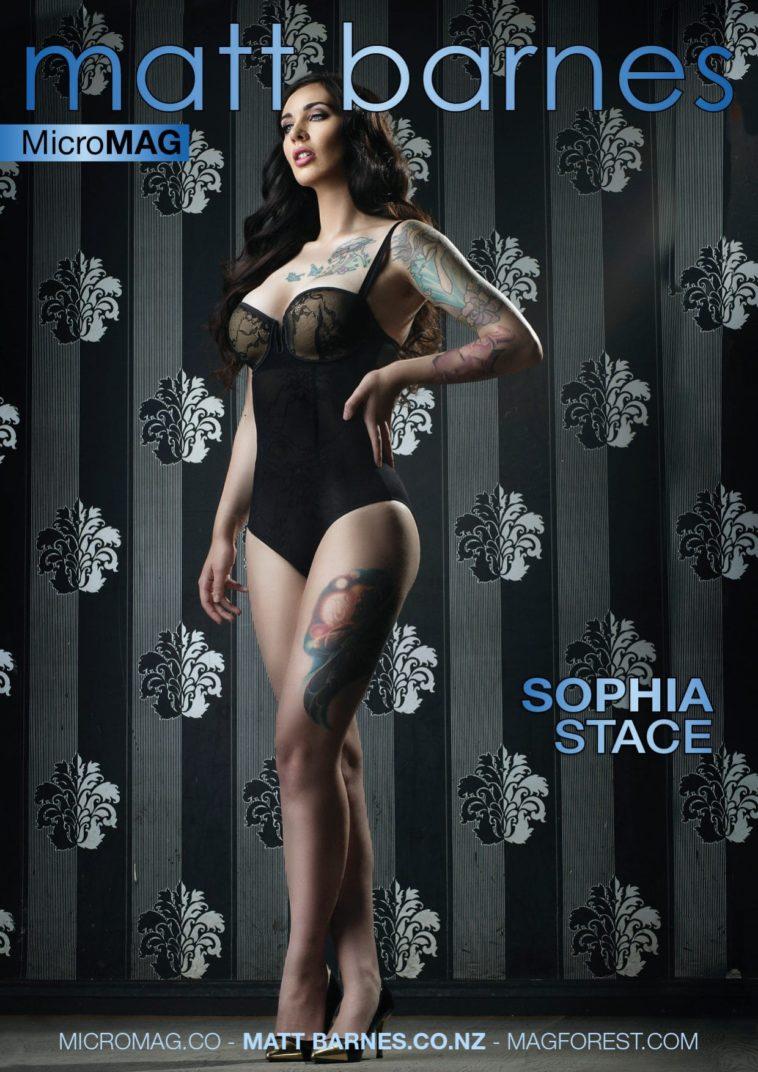 Matt Barnes MicroMAG - Sophia Stace 1