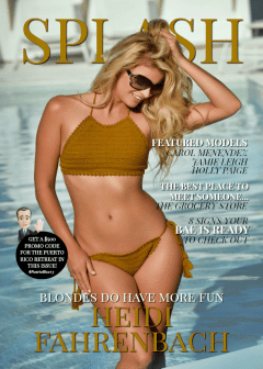 Splash Magazine – Summer 2017