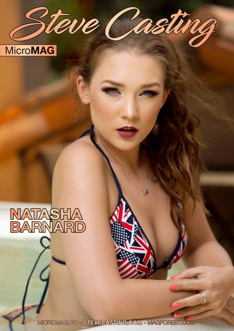 Steve Casting MicroMAG - Natasha Barnard 1