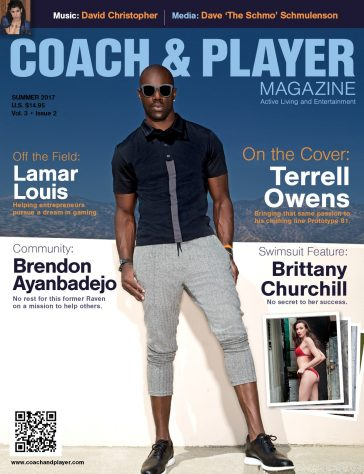 Coach & Player Magazine - Summer 2017 11