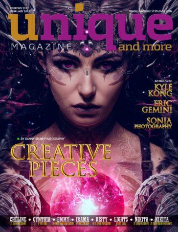 Unique Magazine - February 2017 2