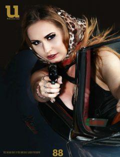 Unique Magazine - Special Edition - Armed Women 6