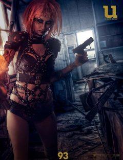 Unique Magazine - Special Edition - Armed Women 7