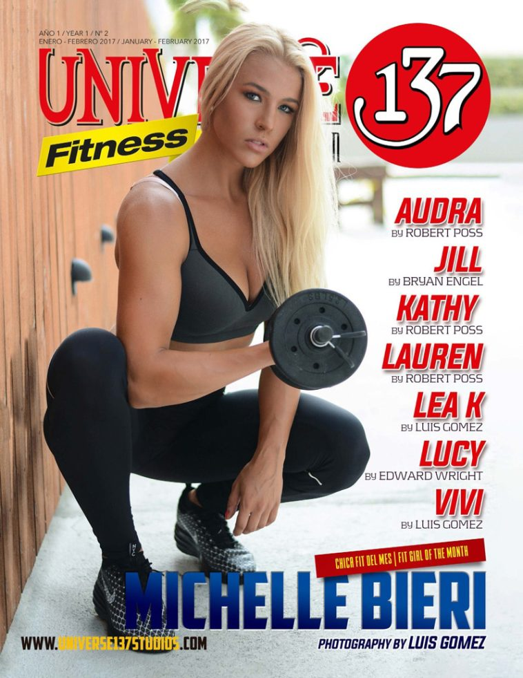 Universe 137 Magazine - Fitness Edition - January 2017 1