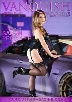 Vanquish Automotive – October 2017 – Sarah Pressler